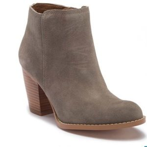 Seychelles Light Brown Clavichord Ankle Booties 7